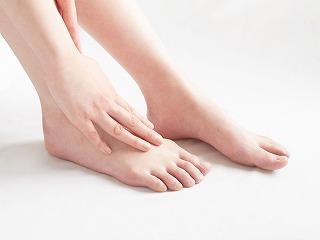 手足の痺れ